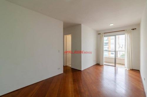 #apartamento Com 2 Dormitórios À Venda, 66 M² Por R$ 670.000 - Vila Clementino - São Paulo/sp.!! - Ap10059