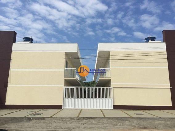 Casa Com 2 Dormitórios À Venda, 50 M² Por R$ 150.000 - Barra De São João - Centro - Casimiro De Abreu/rj - Ca1717