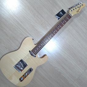 Guitarra Tagima Telecaster Cs3 Cacau Santos Cs 3 Natural