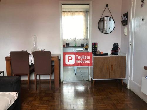 Apartamento Com 2 Dormitórios À Venda - Encruzilhada - Santos/sp - Ap30818