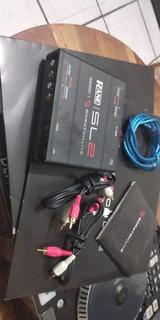 Interface Rane Sl2 Set Cds ,cables Excelente Estado
