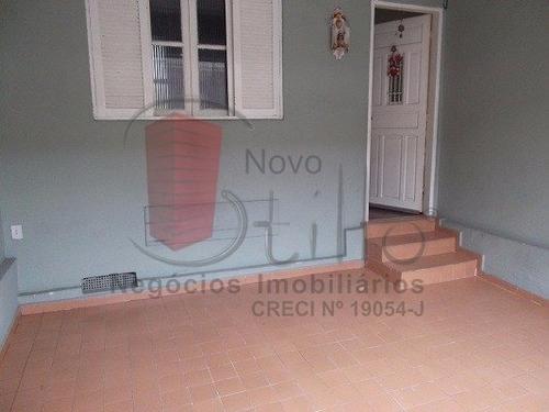 Imagem 1 de 12 de Casa - Mooca - Ref: 1055 - V-1055