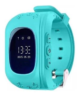 Reloj Smartwatch Gadnic Rel0153c Gd-253 Boton Sos Gps Pasos