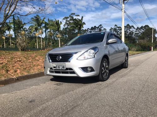 Nissan Versa 2016 1.6 16v Sl Unique 4p