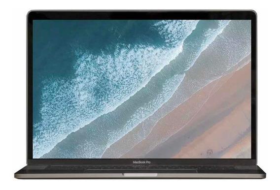 Macbook Pro 512gb Ssd 16gb Ram I7 2017 Touchbar Tela De 15