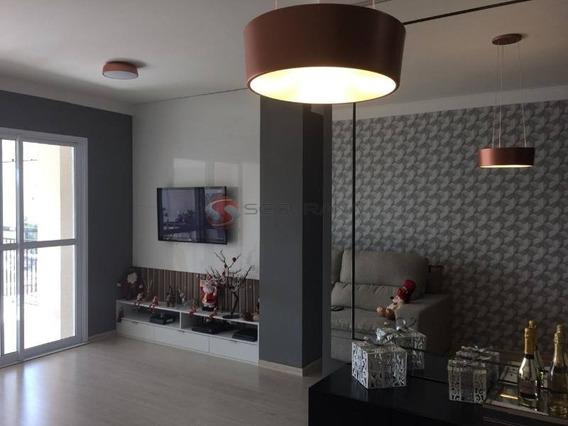 Apto 85m², 2 Dorms, Sacada Gourmet, Living Ampliado, Lazer Completo, Alto Da Mooca - 1432