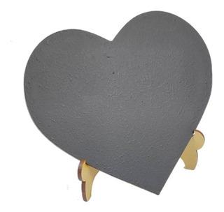 Pizarrón Para Decoración De Mesas De Dulces Corazón Art5901