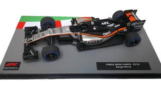 Formula 1 Salvat - Nº 75 Force India Vjm09 2016 - S. Perez