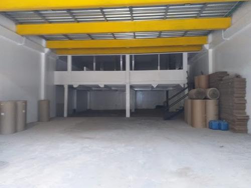Bodegas En Arriendo/venta Samper Mendoza 689-3137