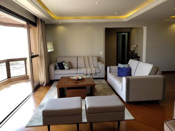 Apartamento Com 4 Dormitórios À Venda, 189 M² - Rudge Ramos - São Bernardo Do Campo/sp - Ap61362