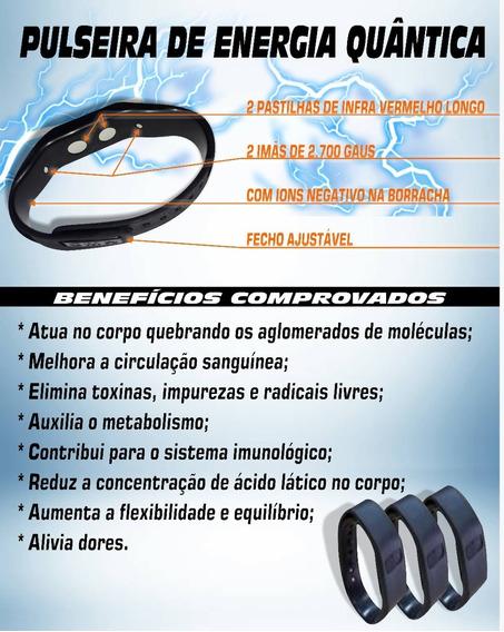 Pulseira Quântica Energética
