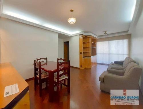 Apartamento Com 2 Dormitórios Para Alugar, 80 M² Por R$ 5.000,00/mês - Paraíso - São Paulo/sp - Ap2970