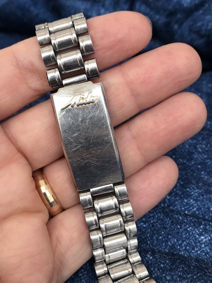 Relógio Mido Pulseira Original 20mm No Encaixe