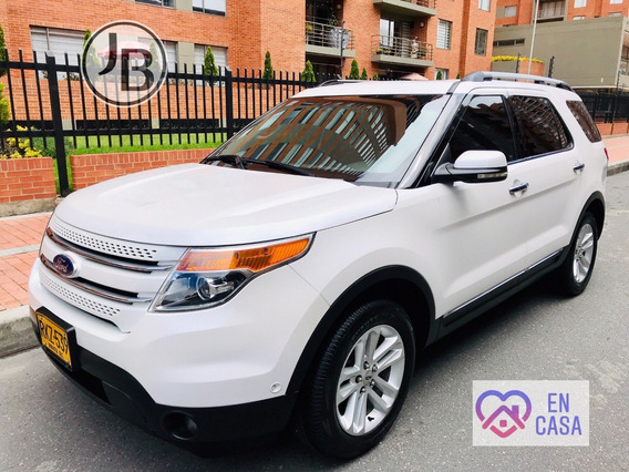 Ford Explorer Limited (4wd) At