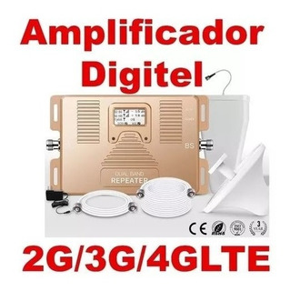 Amplificador De Señal Celular Digitel 2g 3g 4g Modelo.2020