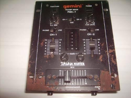 Preamp Mixer Pmx - 7 Gemini