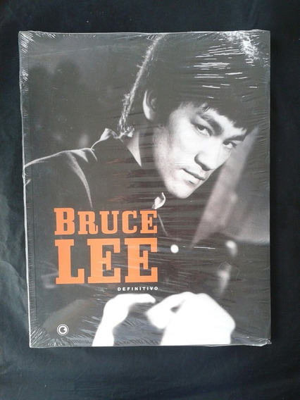 Livro Bruce Lee Definitivo