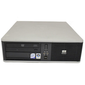 Computador Desktop Hp Core 2 Duo 2 Gb Mem / Hd 160gb