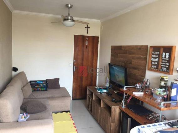 Apartamento Com 2 Dormitórios À Venda, 56 M² Por R$ 210.000 - Higienópolis - São José Do Rio Preto/sp - Ap2096