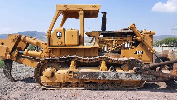 Tractor Bulldozer D8k Caterpillar **barato