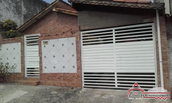 Casa No Pq Santo Antonio Antonio Jacareí Sp - 6390
