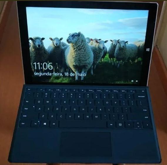 Microsoft Surface Pro 3 I7 8gb Ram 256gb Hd Ssd