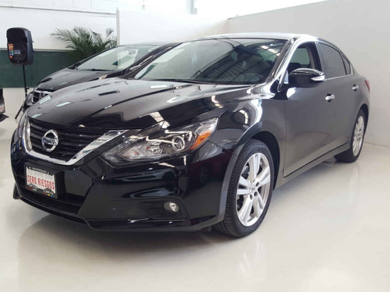 Nissan Altima 4p Exclusive V6/3.5 Aut