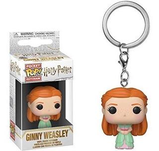 Funko Pop! Llavero Ginny Weasley - Harry Potter Original
