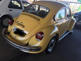 Volkswagen Fusca 1980 1300l Zero Carro Original