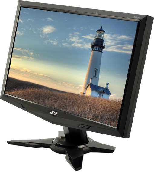 Monitor Lcd Widescreen Acer G185hv