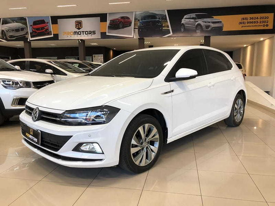 Volkswagen Polo Highline 200 Tsi 1.0 Flex 12v Aut 2018