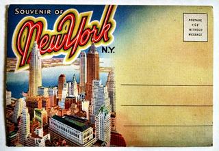 Postal Souvenir Of New York, 40