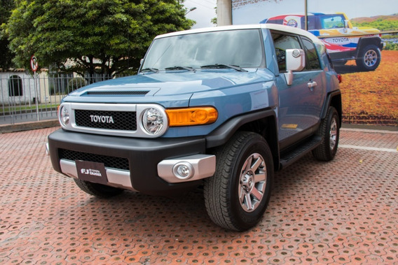 Toyota Fj Cruiser At Modelo 2020