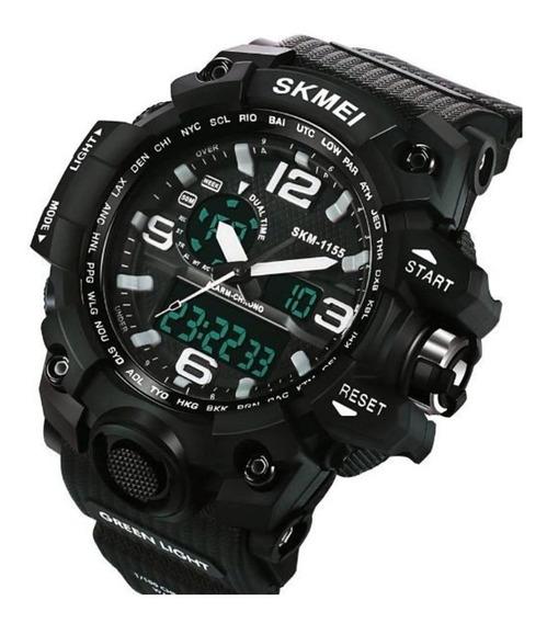 Relógio Masculino Skmei Digital 1155 Super Shock Original Nf