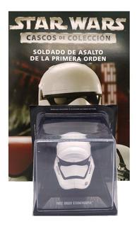 Star Wars Cascos De Colección Nº 40 Soldado Asalto 1º Orden