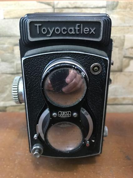 Maquina Fotografica Toyocaflex