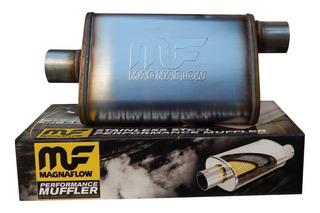 Muffler Silenciador De Alto Flujo Magnaflow Modelo 11226