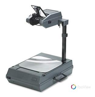 Proyector Acetatos Portafolio Marca 3m Modelo 2000