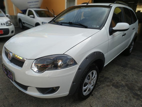 Fiat Palio Weekend Trekking 1.6 Flex 16v 5p 2014