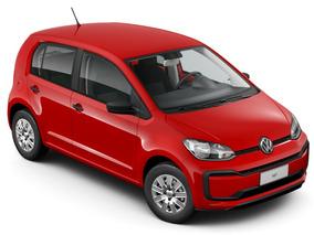 Plan Volkswagen Up Adjudicado 44 Cuotas Pagas $ 220.000