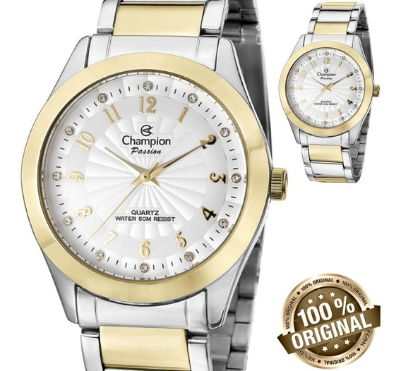 Relógio Champion Passion Feminino Original Cn29409s