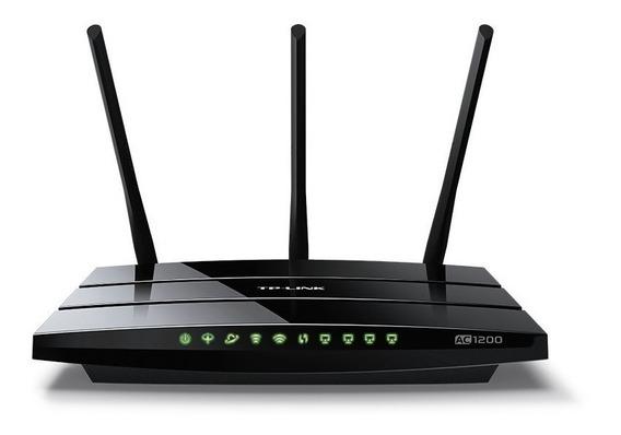 Modem Router Adsl Wifi Tp-link Archer Vr400 Dualband 5 Ghz