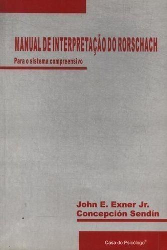 Manual De Interpretação Do Rorschach Para O Sistema Compr...