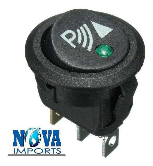 Botão Interruptor Sensor Estacionamento Dianteiro Universal