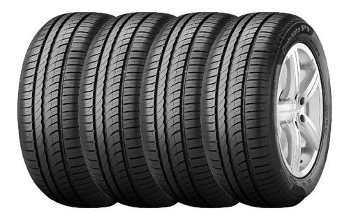 Combo X4 Neumaticos Pirelli 185/65r15 P1 Cinturato 92h Cuota