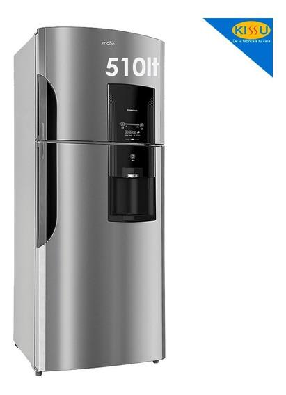 Refrigeradora Mabe 510 Lts Rms510ibbrx0 10 Años Garantia