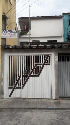 Imagem 1 de 15 de Sobrado Para Venda Em São Paulo, Conjunto Habitacional Instituto Adventista, 6 Dormitórios, 3 Banheiros, 2 Vagas - Sb107_1-1197589