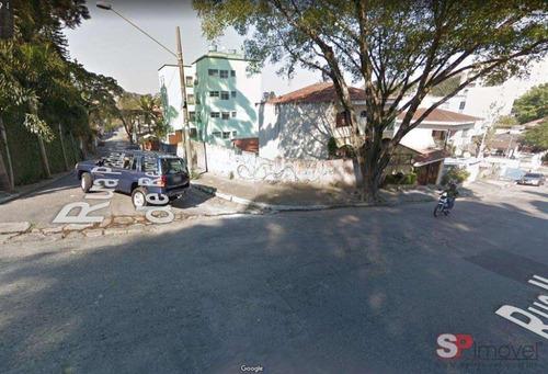 Imagem 1 de 1 de Terreno Com 259 M²   Vila Albertina, São Paulo   Sp - Tr493449v