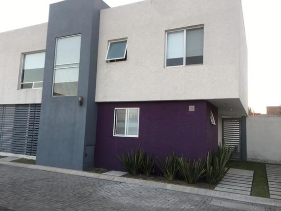 Casa En Venta, Fracc. Ermita, Metepec, Edo. De Méx. Cp.52170