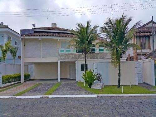 Casa Residencial À Venda, Acapulco, Guarujá - Ca0134. - Ca0134 - 34710195